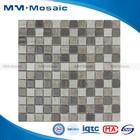 new design decorative wall tile glass mosaic/background wall glass mosaic