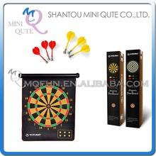 MINI QUTE Indoor Fun & Sports 16 inch Safety Kids children fun party magnetic paper dart board dartboard game toy NO.WMG08085