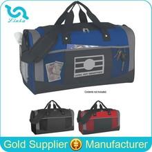 Pro Polyester Travel Duffel Bag Fancy Travel Duffel Bag With Multi Pockets Design