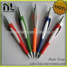 Best sale 2014 newest promotional logo ballpoint pen brands cute ballpoint pens