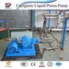 Cryogenic Liquid Nitrogen Tank Gas Filling Pump/Cryogenic Liquid CO2 Trailer Gas Transfer Pump Device