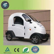For girls and ladies, family use, E-Rider 4-wheel and 2-door electric mini car