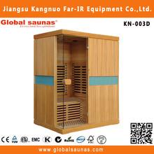 hot living room furniture far infrared sauna rooms popular in business