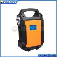 Emergency roadside kit 36000mah 24 volt battery charger jump start for big truck