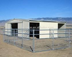 folding metal dog fence/dog run fence panels