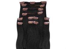 2015 Top quality fashion 6A sale hot 100% virgin cheap brazilian human hair clip in hair extension bangs