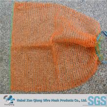 fruite packaging orange mesh plastic bag