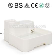 Wholesale fashion design sensor pet feeder dog and cat bowl IPET-PF09