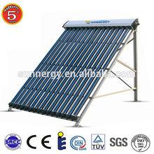 2015solar energy product heat pipe solar heat panel price