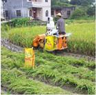 Agriculture machinery mini corn combine harvester