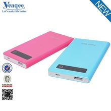Veaqee hot selling products in 2015 portable power bank for macbook pro