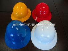 ANF-3: Full brim FRP material construction safety helmet