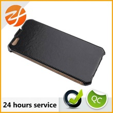 Hot Sell High-End Handmade Custom Fitted Leather Case For Iphone 5