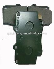 04465-35240 OEM package high quality brake pad best brakes japan car
