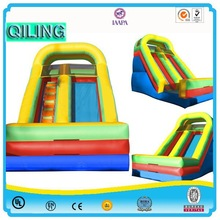 TOP PVC inflatable slip and slide sport games
