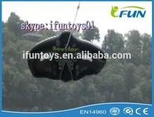 inflatable manta ray flying boat / flying manta ray for yacht /inflatable flying fish manta ray