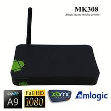 Tv Box amlogic quad core s82 new ibox china
