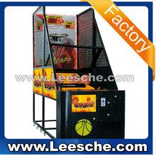 Basketball arcade hoop game machine Street Basketball Deluxe