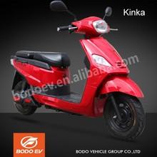 Kinka Electric motorcycle 2 wheel electric scooter 45km/h mileage range 65km