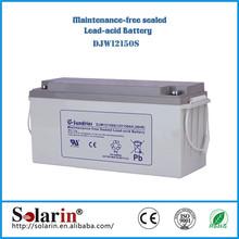 solar panel systerm 12v car battery 200ah battery high quality battery
