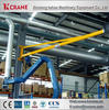 Top Quality Metal Industry Wall Mounted Bx Model Jib Crane With Derricking Jib on sale
