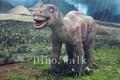 novos venda quente promoção factoty robot maiasaura dinossauro realista