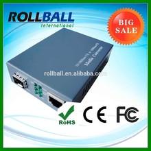 Hot selling 10/100M MM sfp slot media converter