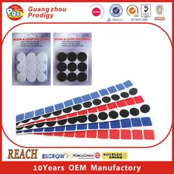 Self adhesive hook loop velcro tape