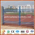 Atacado de ferro forjado portões e cercas design( guangzhou fábrica)