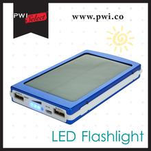 PWIselect 9000mAh PWB045 portable power bank solar power bank