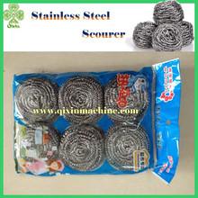 stainless steel heavy duty scourers