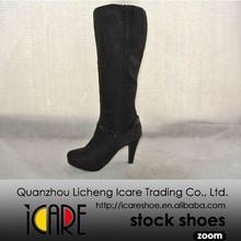 Fashion Design Top Quality Women Thigh High Boots High Heel Boot 2015