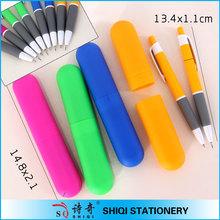 Promotion ball pen auto pencil stationery set