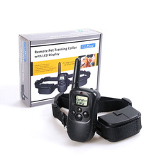 Dog Training collar Shock Control Stop Barking Collar IPET-PD01