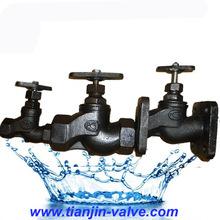 long globe valve