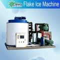 Ton 10 snow flake máquina de gelo, flake máquina de gelo 500kg/day, ton 30 industrial de flocos de gelo que faz máquinas