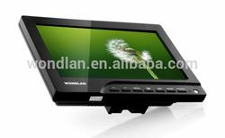 Wondlan monitor 7 inch for Video Camera with steadycam steadicam WM701A movie makeing Monitor