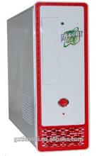 Hot sale mini desktop pc case, cheapest mini computer case