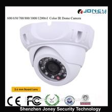 CCTV Digital video Camera Color Sony Cmos 1000tvl security camera(CE FCC ROHS)