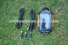Solar Torch Light, Solar Lighting For Camping, 2012 Portable Solar lighting System