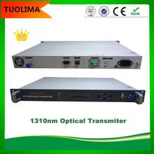 Optical Transmitter 1310 nm for CATV TV signal /Optical transmitter for headend use