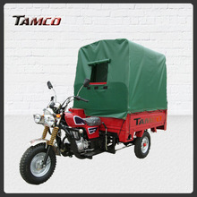 TAMCO T150ZK-CM giant gas powered 200cc three wheel motorcycle with cabin