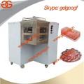 Aprobado por la ce de la carne de la máquina de trituración/caliente venta de pollo de carne de corte de la máquina para la venta