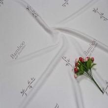 CHINA wholesale polyester35% bamboo mattress fabric