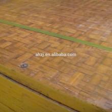 EURO standard bamboo pallet for brick/boock machine