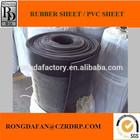 Black Industrial Rubber Sheet