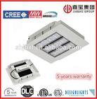 IP65 led factory lighting, High brightness Wholesale Price high light efficiency LED canopy light 120w