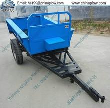 Farm hand tractor trailer / mini tractor trailer