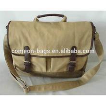 Premium quality Vintage military men canvas messenger Bag