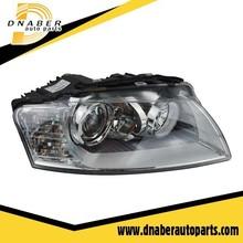 DNABER Facelift 2005-2010 Bi-Xenon DRL LED NON AFS 4E0941030BR Headlight Lamp RIGHT For HELLA AUDI A8 4E D3